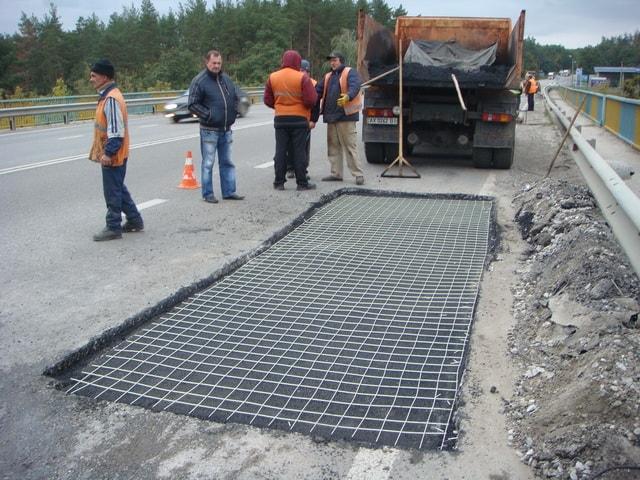 Купить композитную стеклопластиковую арматуру для строительства дорог по ценам производителя